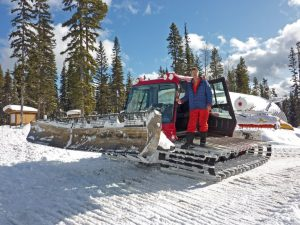 Grooming For Classic and Skate Skiing | Kelowna Nordic